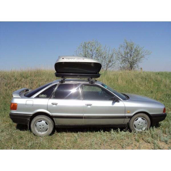 Багажник на ауди 80 на крышу