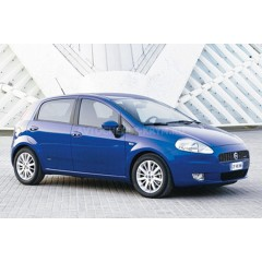 Авточехлы BM для Fiat Grande Punto