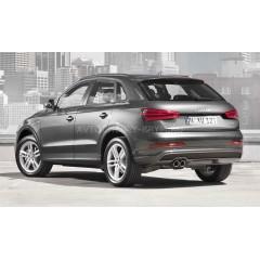 Авточехлы Автопилот для Audi Q3