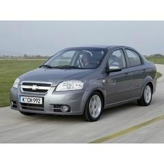 Авточехлы BM для Chevrolet Aveo 1 (седан с 2003)