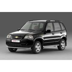 Авточехлы BM для Chevrolet Niva