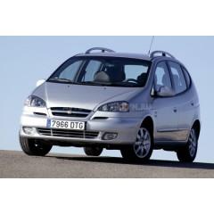 Авточехлы Автопилот для Chevrolet Rezzo