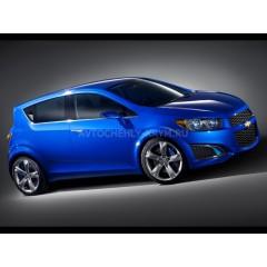 Авточехлы Автопилот для Chevrolet Spark