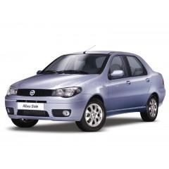 Авточехлы Автопилот для Fiat Albea