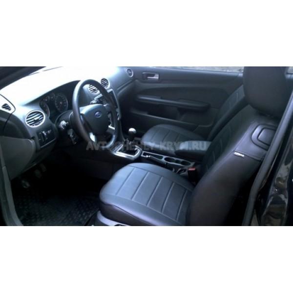Mitsubishi ASX Установка авточехлов из экокожи  YouTube