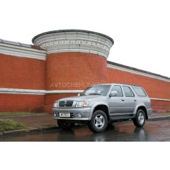 Авточехлы Автопилот для Great Wall G3 - G5