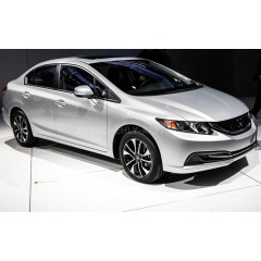 Авточехлы Автопилот для Honda Civic 9