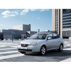 Авточехлы BM для Hyundai Elantra 4 HD (2006-2010)
