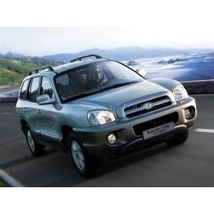 Авточехлы BM для Hyundai Santa Fe classic (Тагаз)