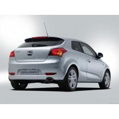 Авточехлы BM для Kia PRO Ceed 1 (до 2013)