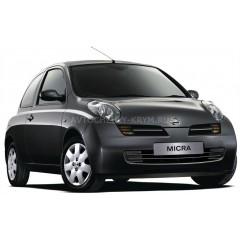 Авточехлы Автопилот для Nissan Micra