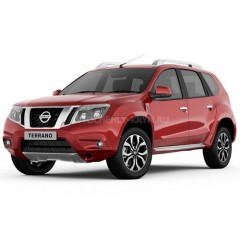 Авточехлы Автопилот для Nissan Terrano