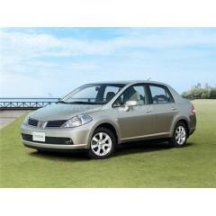 Авточехлы BM для Nissan Tiida