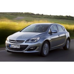 Авточехлы BM для Opel Astra J (с 2011)