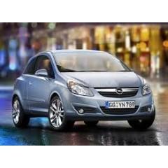 Авточехлы Автопилот для Opel Corsa D
