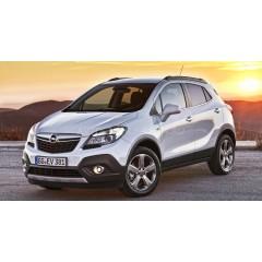 Авточехлы BM для Opel Mokka
