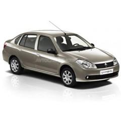 Авточехлы для Renault Clio - Symbol (седан)