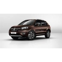 Авточехлы BM для Renault Koleos