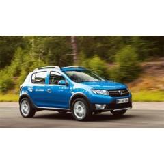 Авточехлы BM для Renault Sandero 2 (с 2014)