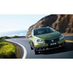 Авточехлы Автопилот для Suzuki SX4 2