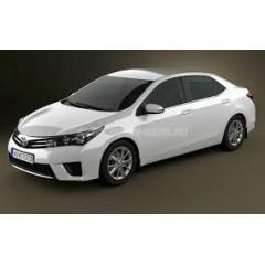 Авточехлы BM для Toyota Corolla 11 E170 (с 2013)