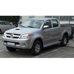 Авточехлы Автопилот для Toyota Hilux
