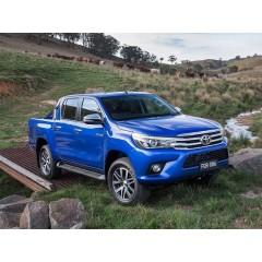 Авточехлы Автопилот для Toyota Hilux VIII в Крыму