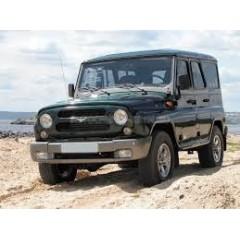 Авточехлы Автопилот для УАЗ Хантер