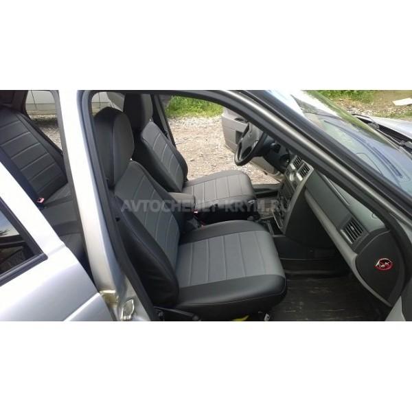 Автомобильные чехлы на ВАЗ (Lada) 2110